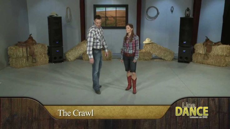 Line Dance - Watermelon Crawl Country Line Dance Instruction