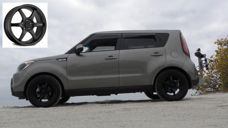 2015 titanium kia soul custom wheels - Google Search