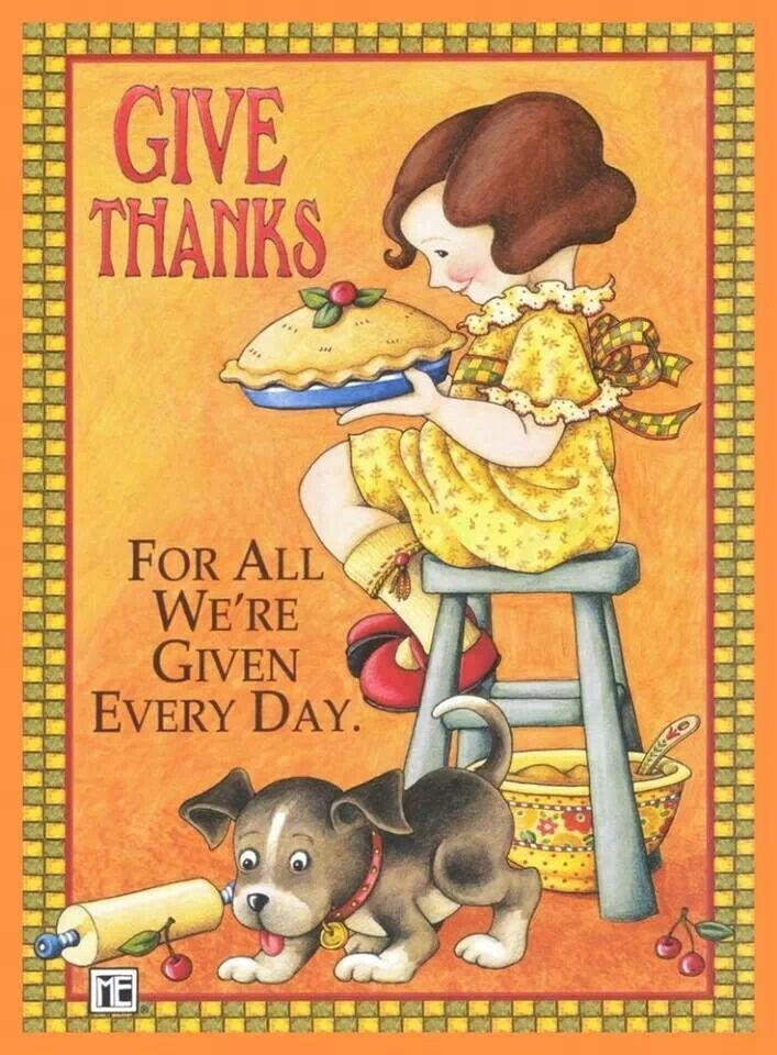 Thanksgiving Quote   Give Thanks   For more #vintage #thanksgiving #posters visit my Vintage Thanksgiving board. Thanks &  Happy Thanksgiving.
