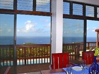 Unbelievable Ocean View.Villa Mar De Amores in St John USVIVacation Rental in Chocolate Hole from @HomeAway! #vacation #rental #travel #homeaway