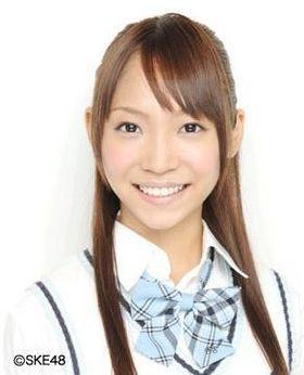 3rd Generation #Aiko_Yanase #柳瀬愛子 Birthdate: May 18th, 1993 # SKE48 #Kenkyuusei