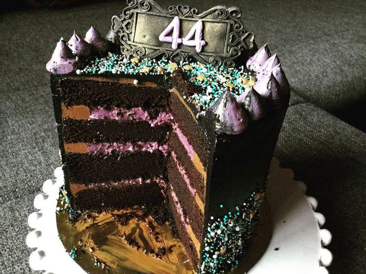 Réteges torta készítése, kezdőknek!