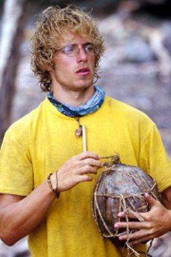 Gabriel Cade - Survivor: Marquesas; placement: 12th.
