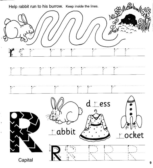 Jolly Phonics Workbook 2 (c-k-e-h-r-m-d) (With Images