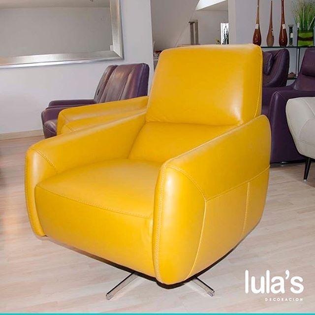 A la hora de buscar un sillón para nuestra casa o apartamento, prima la comodidad #LulasDecoración te ofrece no sólo belleza, sino también comodidad, brindándote momentos de tranquilidad, ocio y entretenimiento donde pases horas o tardes enteras. Conócenos en Patio Bonito, transversal 6 # 45 – 79, dos cuadras arriba del Éxito de El Poblado  #interiordesign #home #style #decor #decoración #espacios #ambientes #decohogar #muebles #mobiliario #decoracioninteriores #comedor #sillas #hogar…
