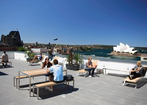 Hostel. $44 per night. Sydney Harbour YHA in Circular Quay & The Rocks, Sydney, Australia - Lonely Planet