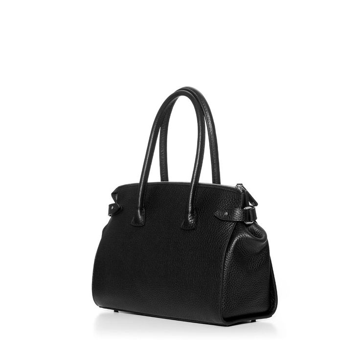 DECADENT Copenhagen - 105s Small Shopper Black.