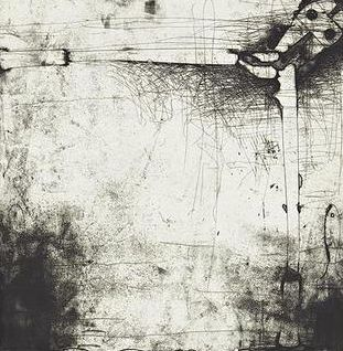 Bolt Cutters (2nd State) 1973 by Jim Dine, Limited Edition Print, Etching And Aquatint on Hand Made Paper