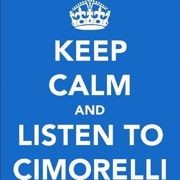 This is like the 2nd time I have put one of these on here. Can you tell that I LOVE Cimorelli???? =)