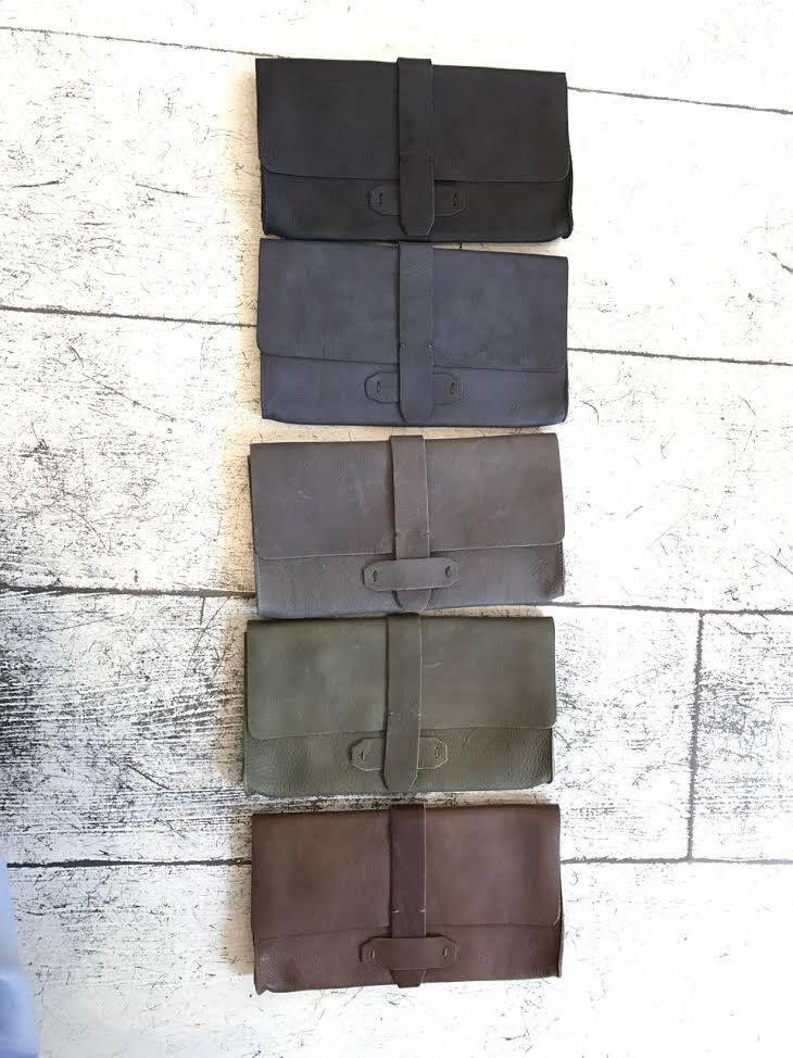 Women Wallet, Leather Purse, Leather wallet woman, money Wallet, Card Holder, zipper change pouch Minimalist Wallet - Yoko Wallet