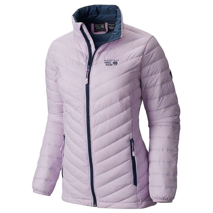 Mountain Hardwear Women's Micro Ratio Down Jacket - at Moosejaw.com