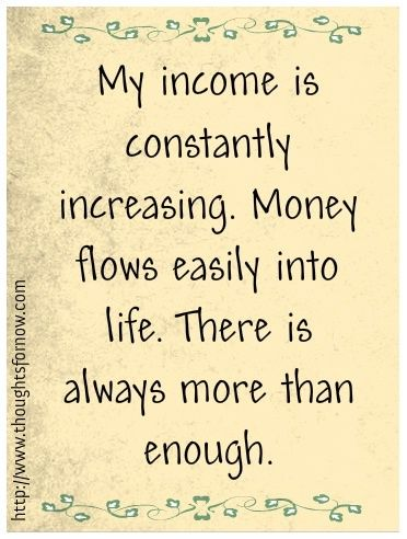For more wealth, abundance and prosperity inspirations: FOLLOW THE MONEY MAGNET CLUB BLOG ON TUMBLR