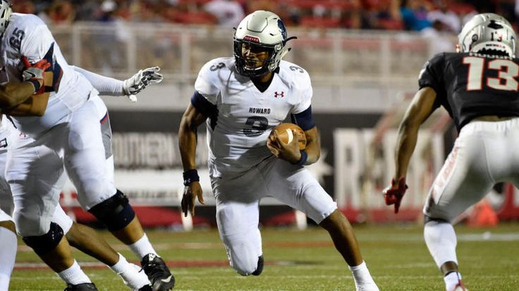 Cam Newton's brother leads Howard to biggest upset in college football history