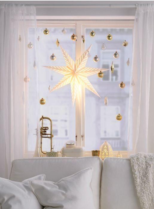 Weihnachtsdeko Fensterbeleuchtung.Pin Von Edyta Bryk Auf Christmas Time Fensterbeleuchtung