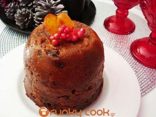 Christmas English Pudding!