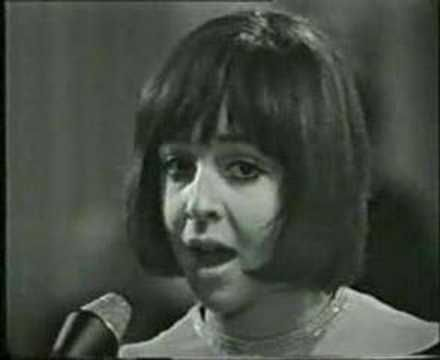 """A young Vicky Leandros performing """"Love is blue"""" or """"L'amour est bleu"""" at Eurovision Song Contest 1967 where she was fourth. I would appreciate if people writes their comments here in english, so that we all understand, thank you! :)"""