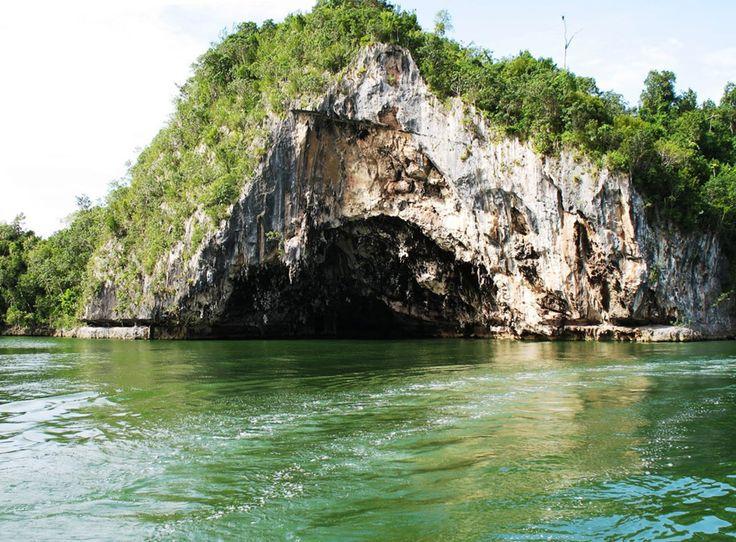 Pirates of the Caribbean were filmed here #Samana #dominican republic