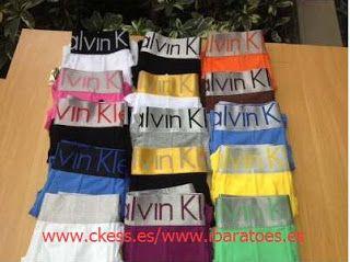 Calzoncillos hombre, se desliza hombre, hombre braga: Interiores Boxers Calvin Klein 50 piezas, € 3.35x5...