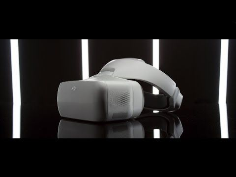 With unparalleled visuals and intuitive controls, DJI Goggles let you experience flight like never before. DJI Goggles supports Mavic Pro, Phantom 4 series a...