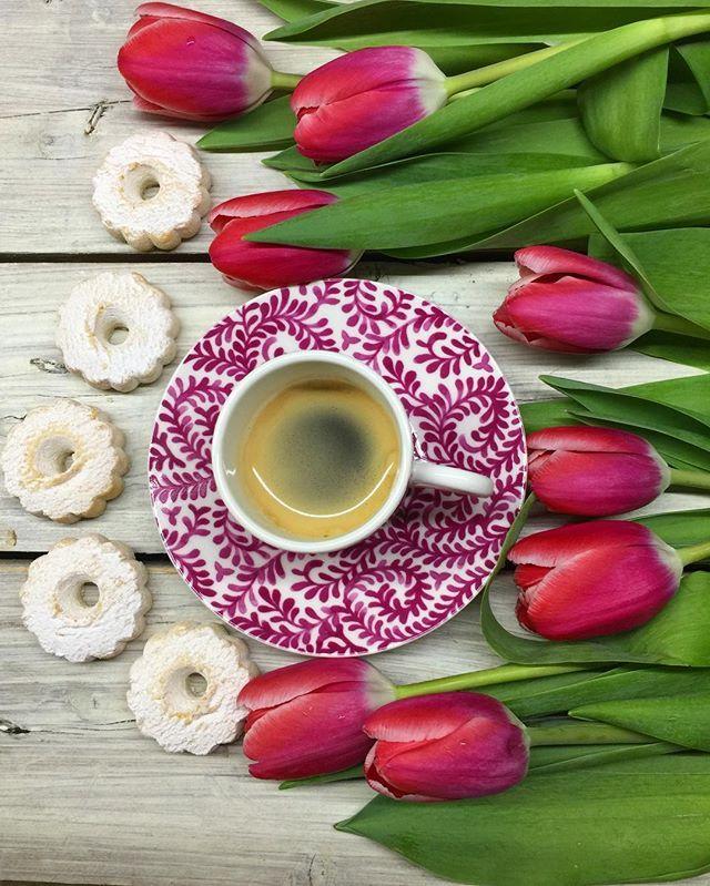 Finalmente Marzo  ☀️ Buongiorno e buona colazione ☕️❤️ . . #caffè #colazioneitaliana #fever_coffeetime #scattidicaffè #scatticolorful #vzcomade #