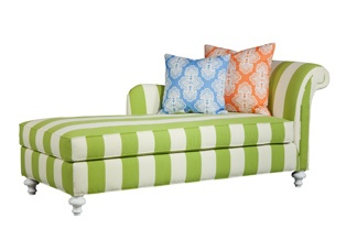 Lilly pulitzer chaise home furniture pinterest for Ava chaise lounge