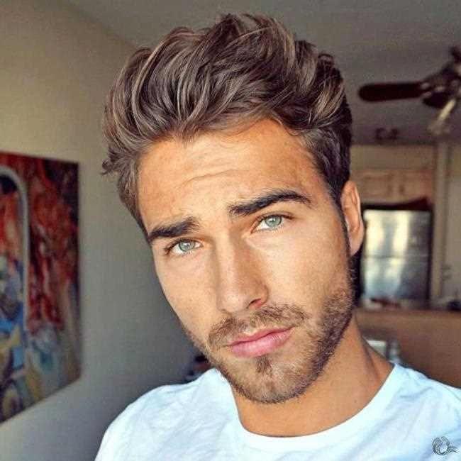 33++ Mens haircut wavy hair thick inspirations