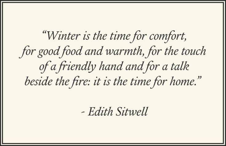 Quotes About Winter- Best Winter Quotes