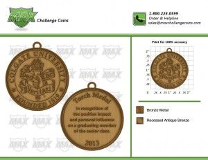 Military challenge coins are not limited to the army units. Its use is growing among the politicians, celebrities and private organizations, clubs and associations.