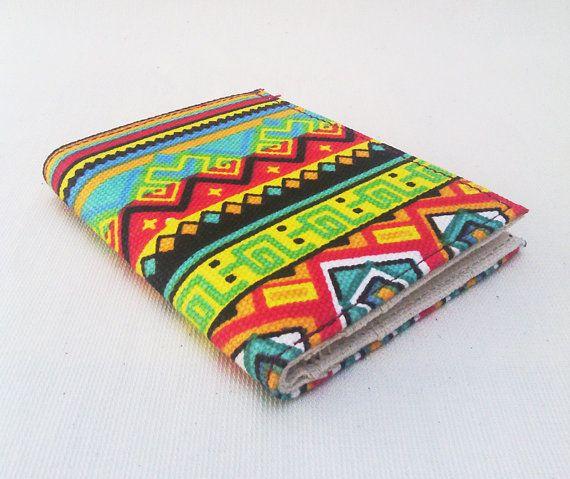 Small Wallet / Simple Wallet / navajo Wallet / by zeitgeiststore, $9.80