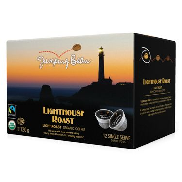 Light house roast is a special blend, exclusive to Jumping Bean, which creates a unique taste that is sure to excite any coffee lover.