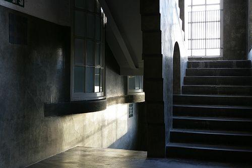 Stairwell 2, Mackintosh Building