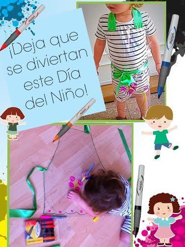 Este Día del Niño, ¡que hagan lo que quieran!   #ConAzor