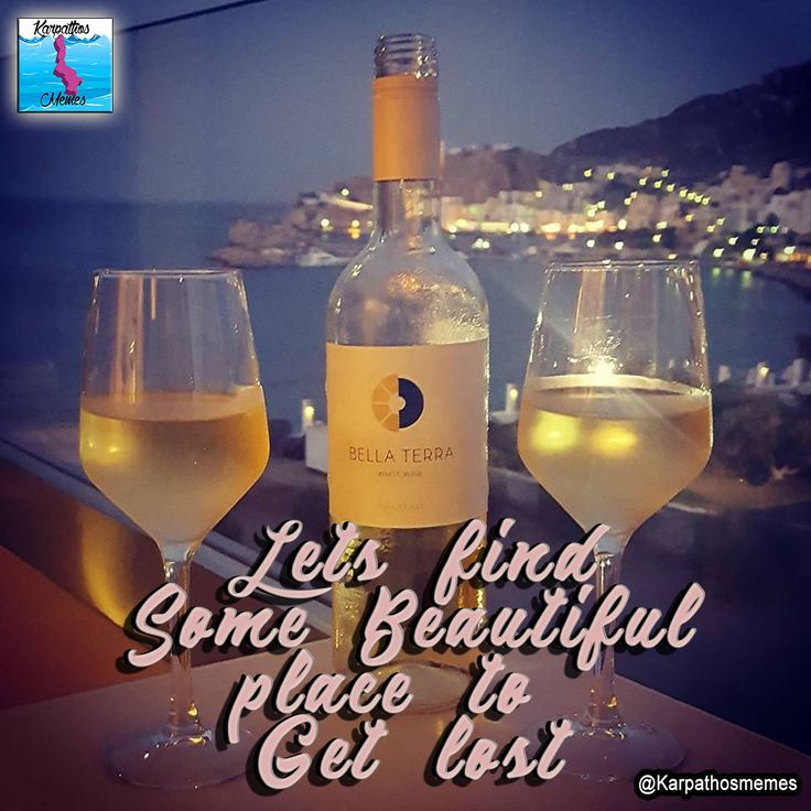 #lets #find #some #beautiful #place #to #get #lost #kapathos #alimounda #mare #alimoundamare #karpathosmemes #memes #quotes #greece #greek #islnads #view #night #wine  #realax