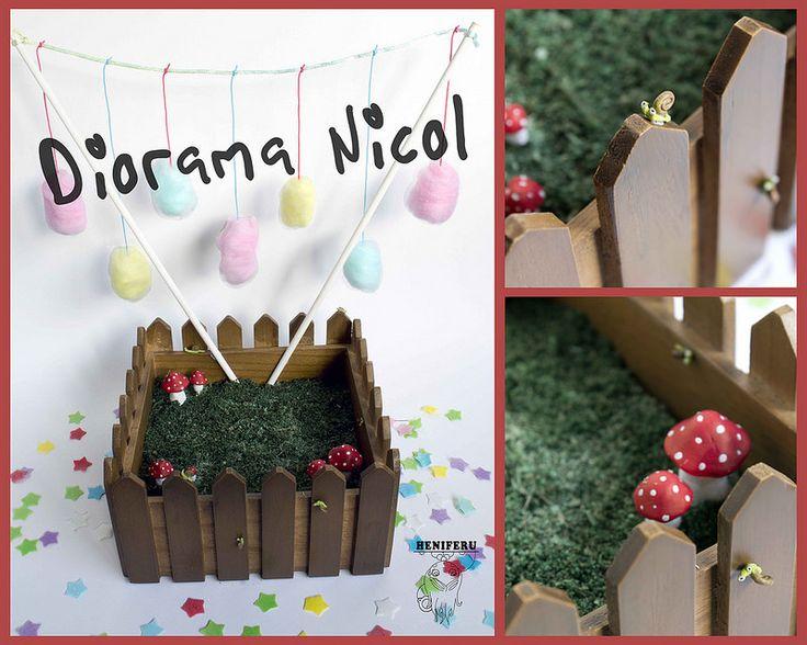 Diorama Nicol exposicion