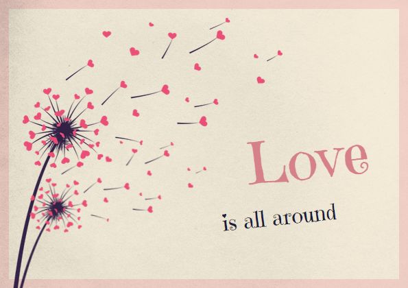 Fully editable Valentines Day Card Createer #love #card #heart #valentine's day #feelings #greeting #lovers #flower #flowers