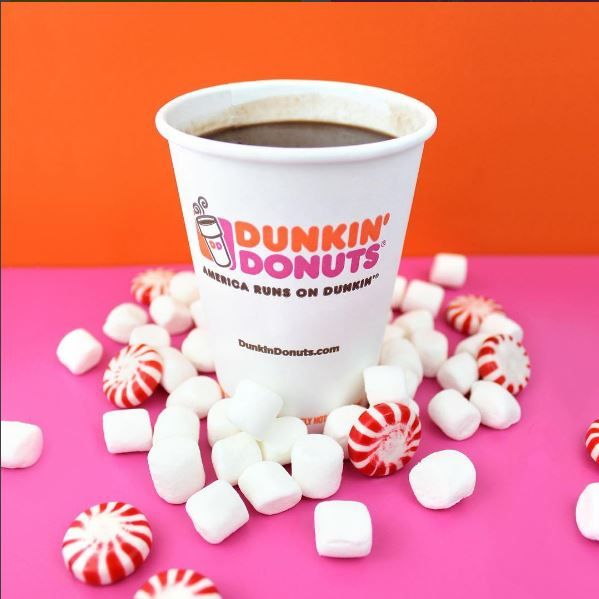 MASSACHUSETTS -- DUNKIN' DONUTS.  The first coffee chain store opened in 1950 in Quincy.  Now they serve almost 3 million customers a day at over 8,000 American locations, and have expanded worldwide with the total number of locations at over 11,000.