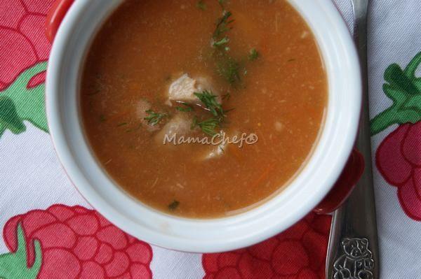 Zupa pomidorowa dla niemowlaka