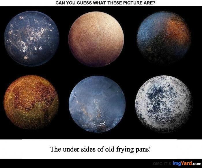 All Types of Planets - Pics about space