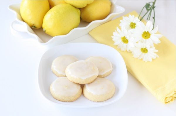 Glazed Lemon Cookies (Two Peas and Their Pod) #lemon #cookies: Tasty Recipe, Recipes Desserts Cookies, Recipes Cookies Bars Treats, Sweet, Glazed Cookies, Glazed Lemon Cookies For Mom, Glazed Lemon Cookies So Good, Food, Glazed Lemon Cookies 2