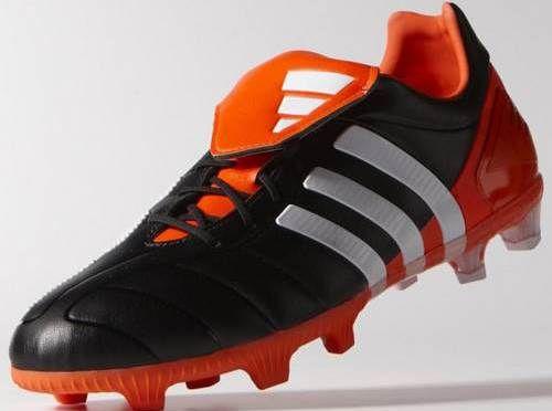 adidas predator instinct mania warna merah hitam putih yang dirilis ulang dalam rangka ulang tahun predator ke-20