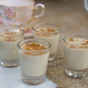 I Quit Sugar - Almond Chai Panna Cotta