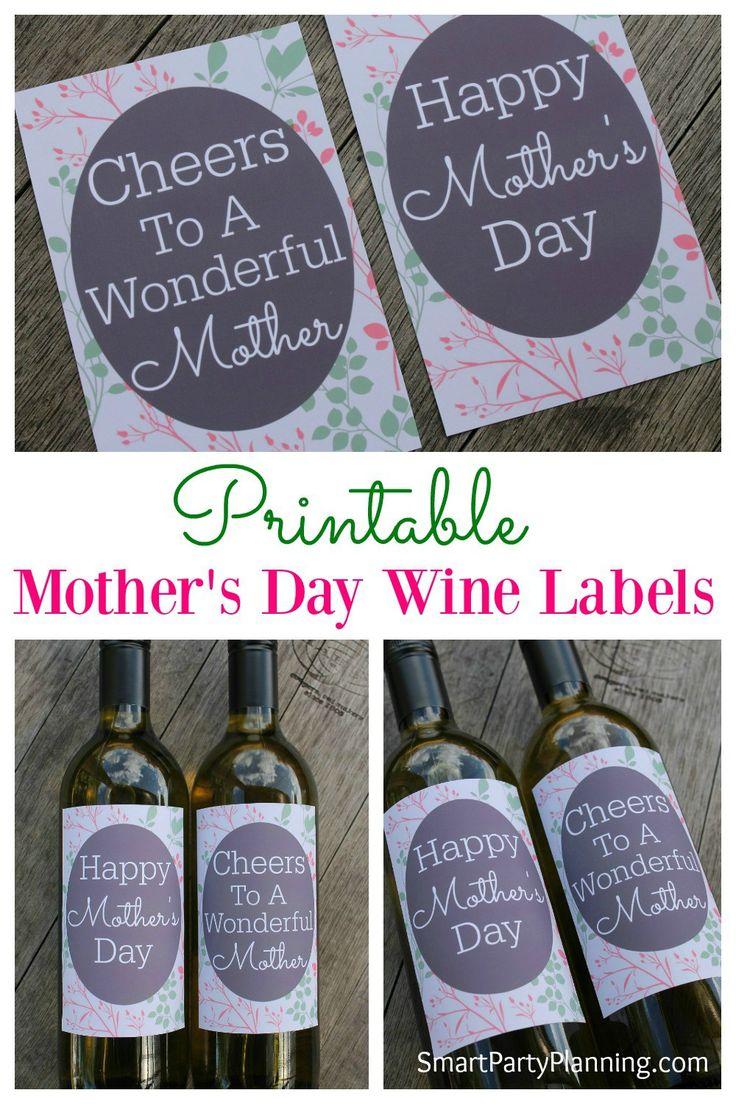 Diy Wine Bottle Labels 676 Best Printables Images On Pinterest Beer Labels Free