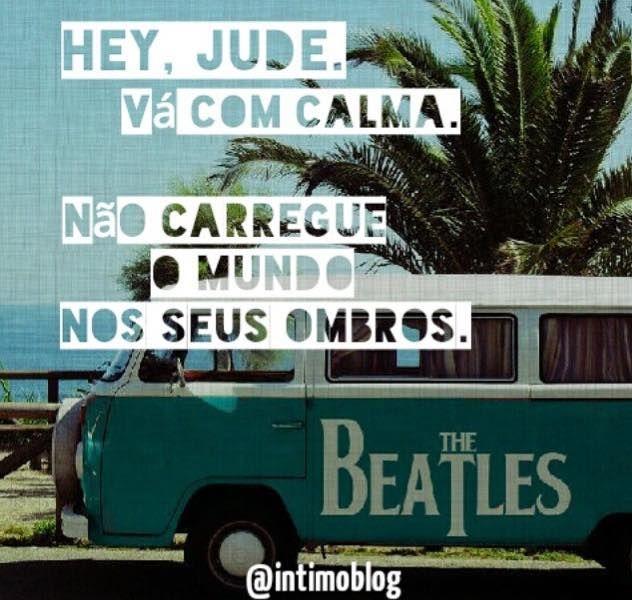 Hey Jude - The Beatles (Composição: John Lennon / Paul McCartney)