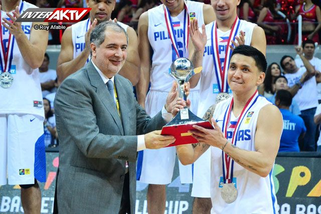 'I couldn't be more proud to be Filipino,' says Gilas Pilipinas captain Jimmy Alapag