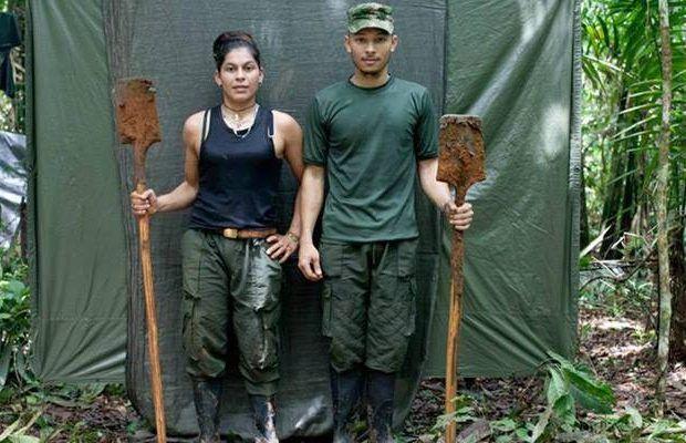 Colombia/ FOTO REPORTAJE: Muchachos y muchachas de las FARC, soñadores de la paz - Resumen Latinoamericano