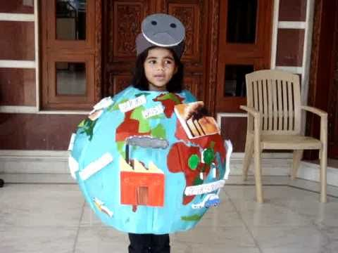 Save Earth fancy dress competion Subhika Jain.MPG