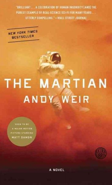 Review of The Martian by Andy Weir, a captivating science fiction novel.