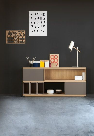 Side boards   Storage-Shelving   Slats   Punt Mobles   Marc. Check it out on Architonic