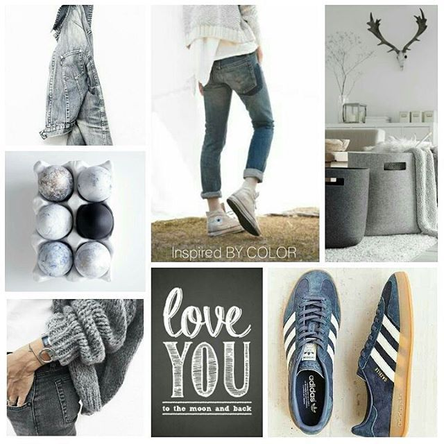 Love you #fashion #shoes #lifestyle #easter #interior #moodbaord #colors #black #blue #jeans