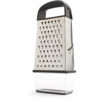 Sur La Table - OXO Good Grips Box Grater with bottom compartment